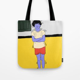 Enfant terrible Tote Bag
