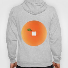 Orange out of the box Hoody