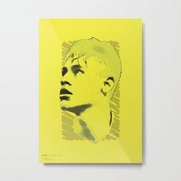 World Cup Edition - Neymar / Brazil Metal Print