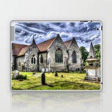 Orsett Church Essex England Laptop & iPad Skin