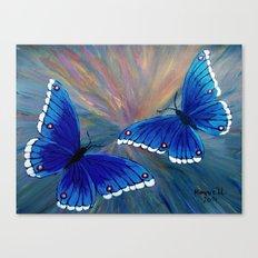 Butterflies-2  Canvas Print