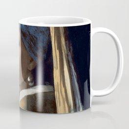 Johannes Vermeer - Girl with a Pearl Earring Coffee Mug
