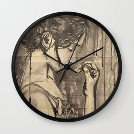 Luglio Wall Clock