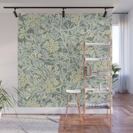 "William Morris ""Jasmine"" 1. Wall Mural"