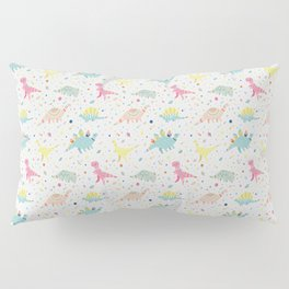Dinosaur Pattern Pillow Sham