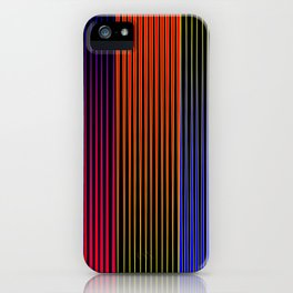 Carlos Cruz-Diez Fanfic iPhone Case