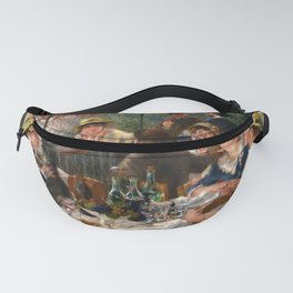 """Pierre-Auguste Renoir """"Luncheon of the Boating Party"""" Fanny Pack"""