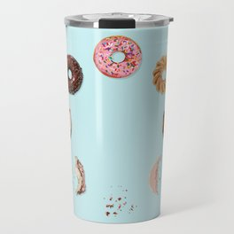 Donut Phases Travel Mug