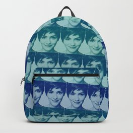She smiles Backpack