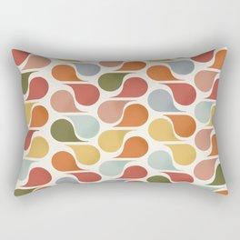 retro pattern no4 Rectangular Pillow