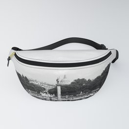 Luxembourg Gardens 12b Fanny Pack