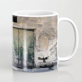 Green Door III Coffee Mug