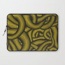 Polka dots by Yayoi kusam Laptop Sleeve