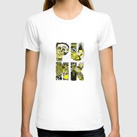 punk T-shirts featuring PUNK by René Barth