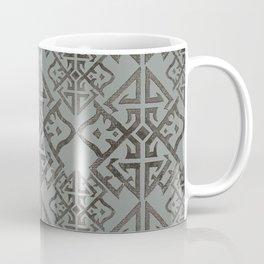 Art Deco Willow Coffee Mug