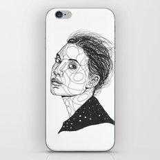 Lykke Li iPhone & iPod Skin