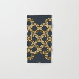 Deco Geometric 01 Hand & Bath Towel