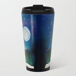 Open Your Imagination Travel Mug