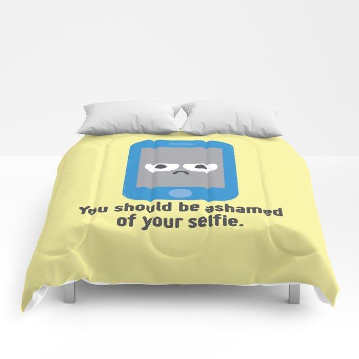 Overexposure Comforters