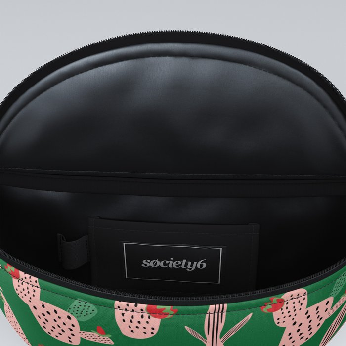 Mid Mod Cactus Green Fanny Pack