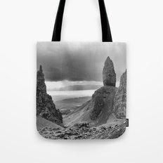 The Old Man of Storr. Tote Bag