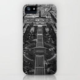 Paris 2009 iPhone Case