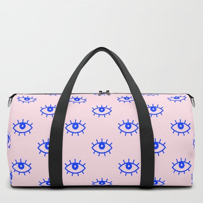 EYES V Duffle Bag