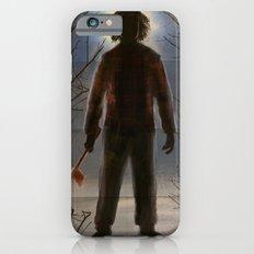The Flannel Shirt Massacre iPhone 6s Slim Case