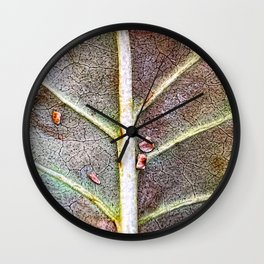 Zen Landscape Wall Clock