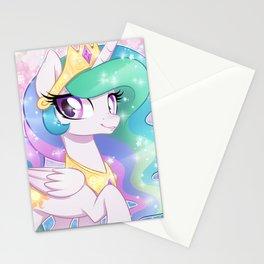 Princess Celestia Stationery Cards