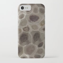 Petoskey Stone iPhone Case