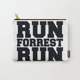 Run Forrest Run Carry-All Pouch