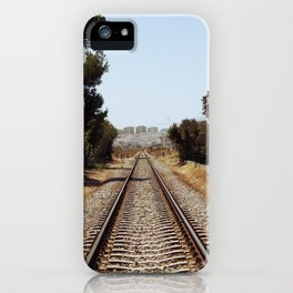 Tracks......... iPhone Case