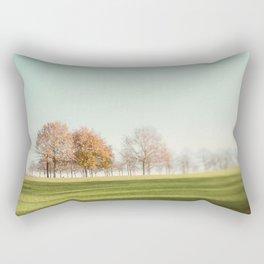 Autumn Calling Rectangular Pillow