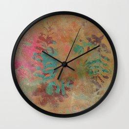 Abstract No. 446 Wall Clock
