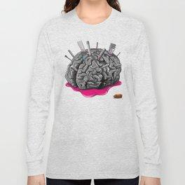 Sketchy Brain Long Sleeve T-shirt