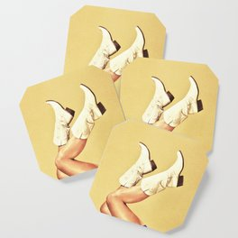 These Boots Coaster