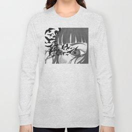 Kaleidoscope Eyes Long Sleeve T-shirt