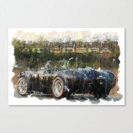 AC Cobra Canvas Print