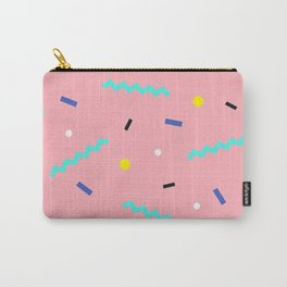 Memphis pattern 54 Carry-All Pouch