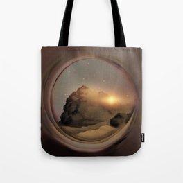Full Circle Portal I Tote Bag