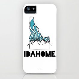 Classic Design iPhone Case