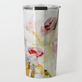 fragmented view Travel Mug