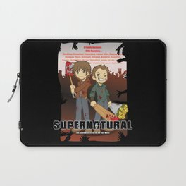 Supernatural - Goin to the Winchesters Laptop Sleeve