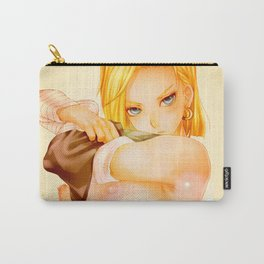 Android 18 Carry-All Pouch
