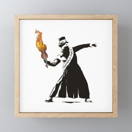 Suffrage party  Framed Mini Art Print