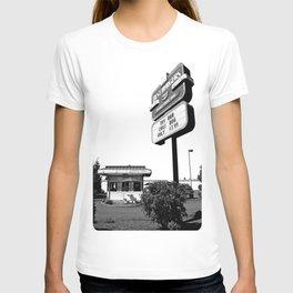 Best Burgers Drive-In T-shirt