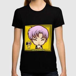 KPOP MERCH FAN ART LIFE GOES ON WITH BUBBLE TEA  T-shirt