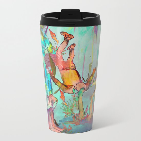 Soulipsism Metal Travel Mug