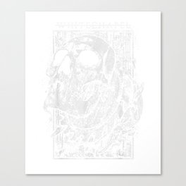 Whitechapel T-Shirt Canvas Print